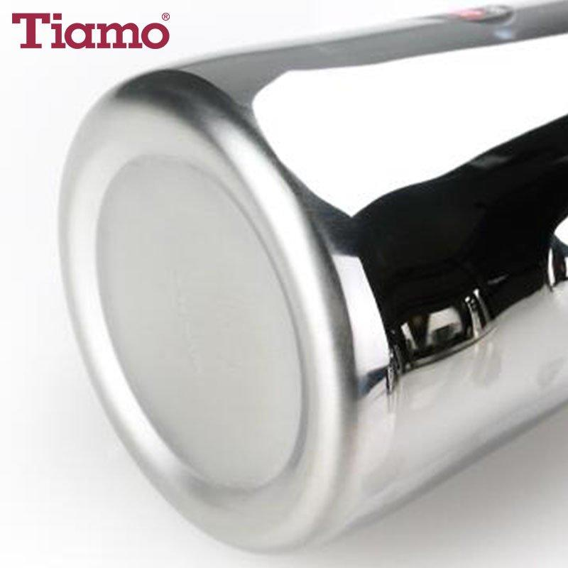 Tiamo Mirror Finish 18-8 Stainless Steel Milk Pitcher 600ml (HC7020)
