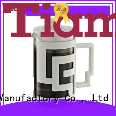 Tiamo high quality french coffee maker awarded supplier for coffee