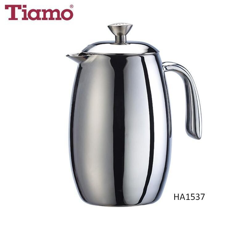 0.35L Double Layer for Thermal Insulation Coffee French Press (HA1537)