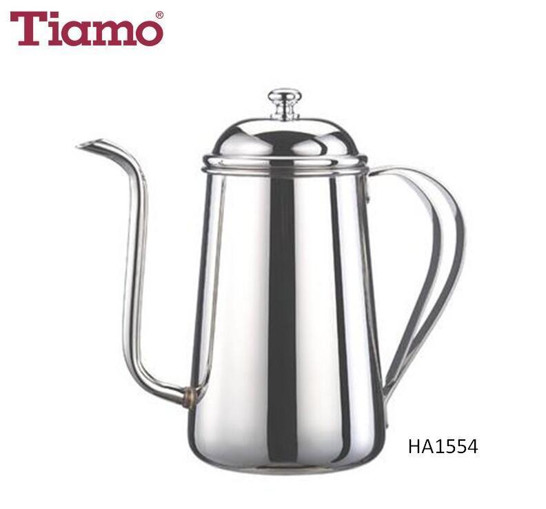 8mm Thin Long Spout Design Pour Over Coffee Pot - 700ml (HA1554)