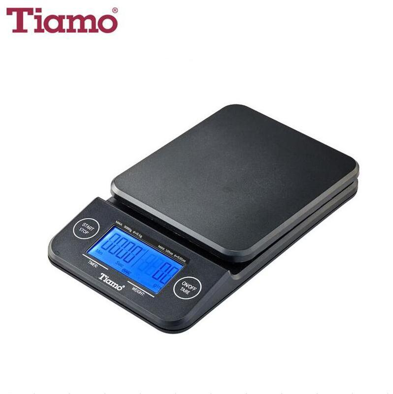 Tiamo KS-900 Professional Timing Electronic Scale with Blue Light