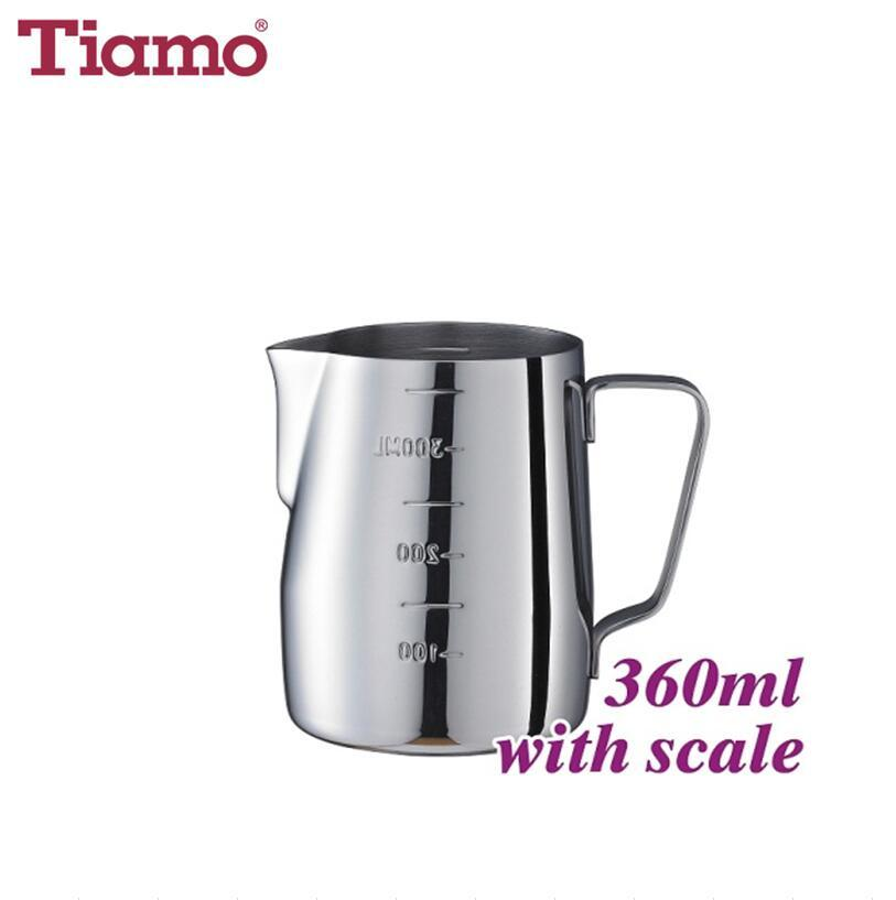 #1311 360cc Milk Pitcher w/ Scale (HC7074)