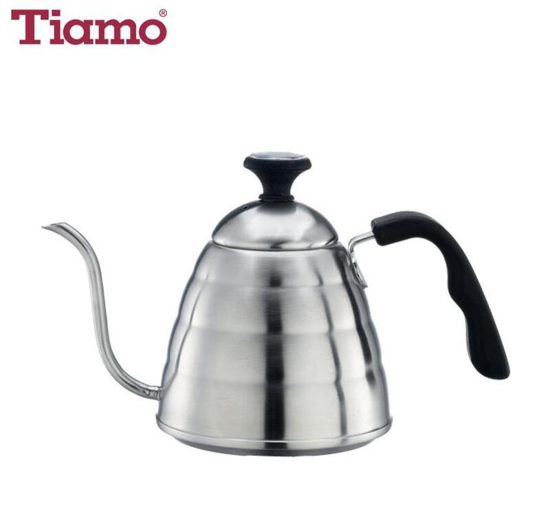 0.9L Pour Over Coffee Pot -Satin Finish (HA1635)