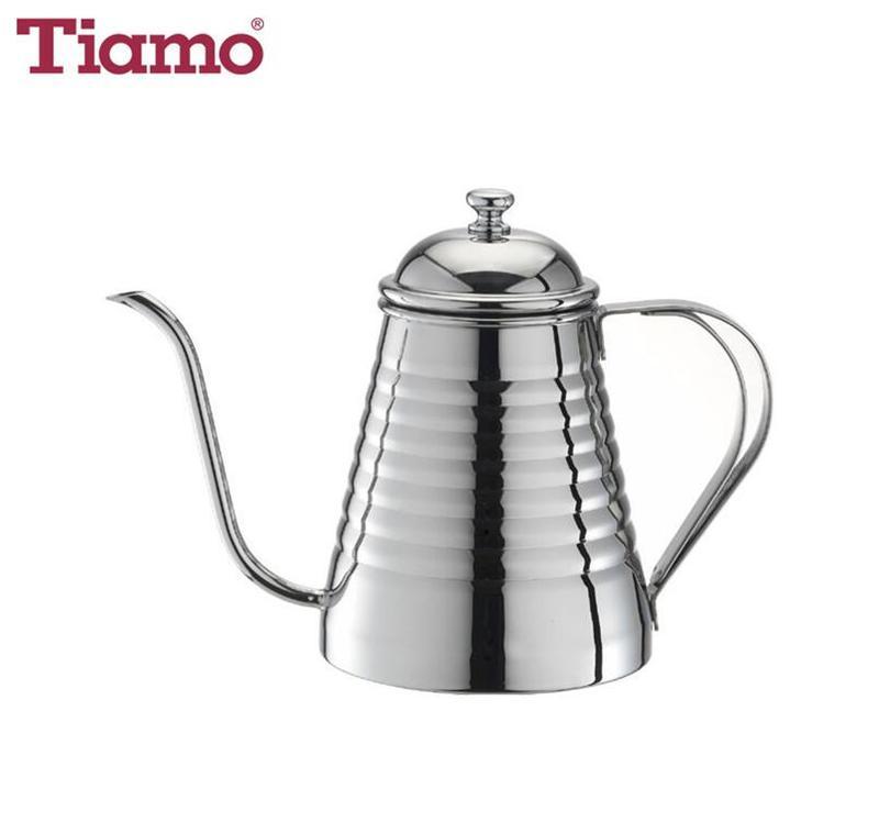 Tiamo Stainless Steel Coffee Pot 700ml(HA1638)