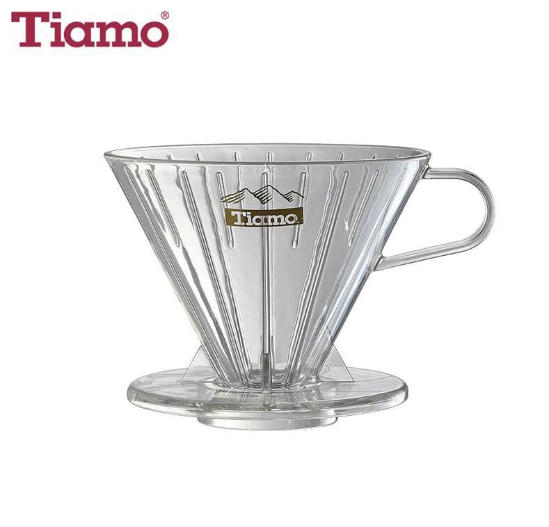 V02 Coffee Dripper Transparent (HG5022)