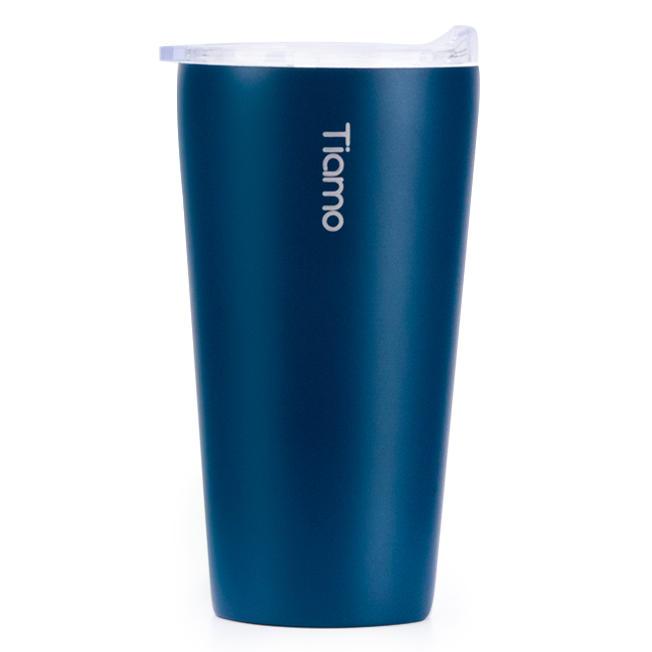 Double Layer Coffee Mug With Ceramic Coating 410ml (HE5161)