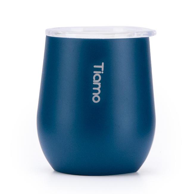 Double Layer Stainless Steel Vacuum Coffee Mug 200ml (HE5156)