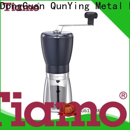 Tiamo grinder coffee mill international market for coffee shop