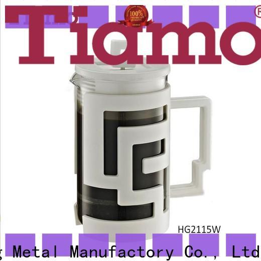Tiamo black press coffee maker hot sale for coffee