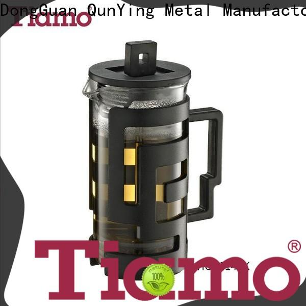 Tiamo high quality insulated french press wholesale for wholesale