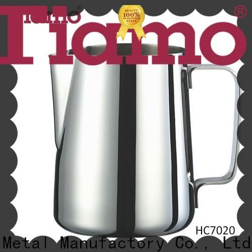 Tiamo low cost milk jug exporter for retailer