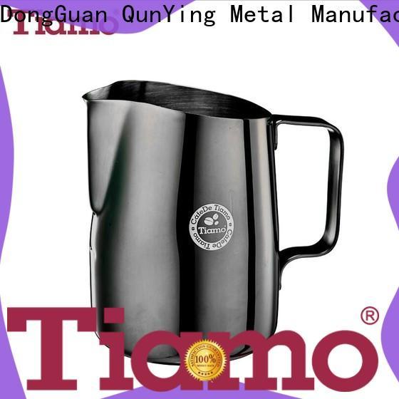Tiamo new milk jug exporter for retailer