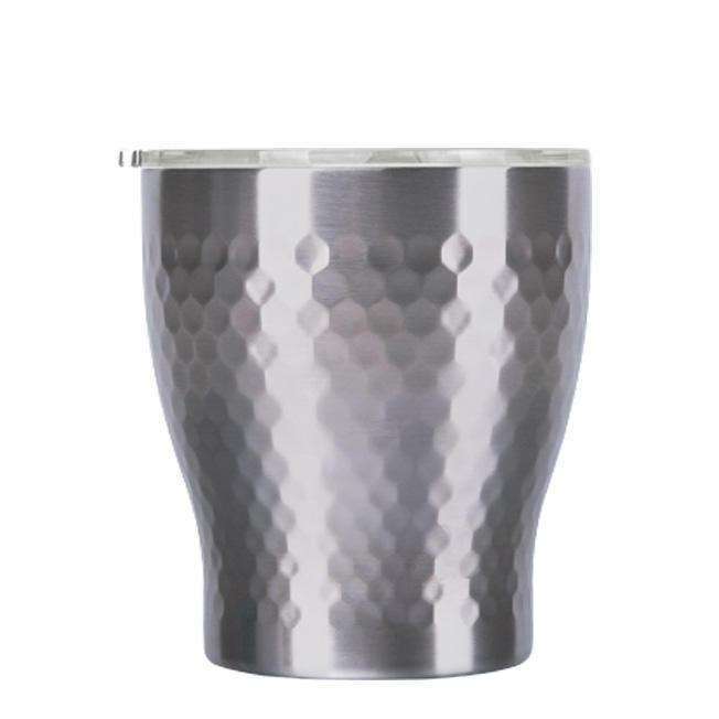 Tiamo Stainless steel vacuum mug(230ml) Silver