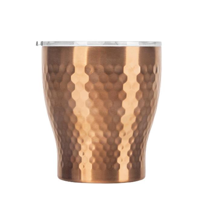 Tiamo Stainless steel vacuum mug (230ml) Bronze