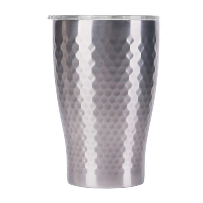 Tiamo Stainless steel vacuum mug(360ml) Silver