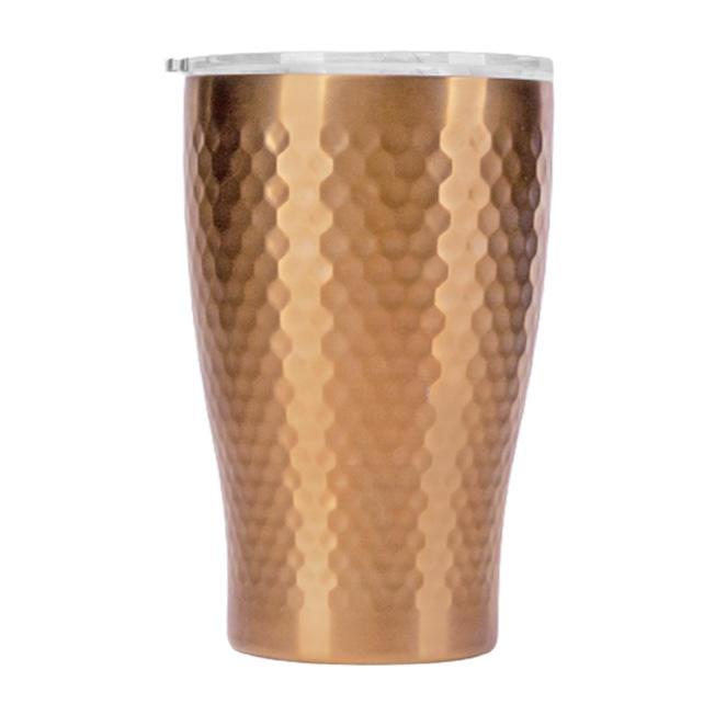 Tiamo Stainless steel vacuum mug (360ml) Bronze