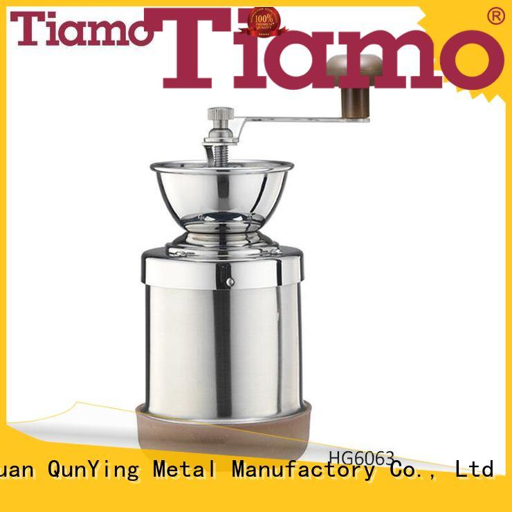 hot sale coffee mill black trade partner for coffee shop