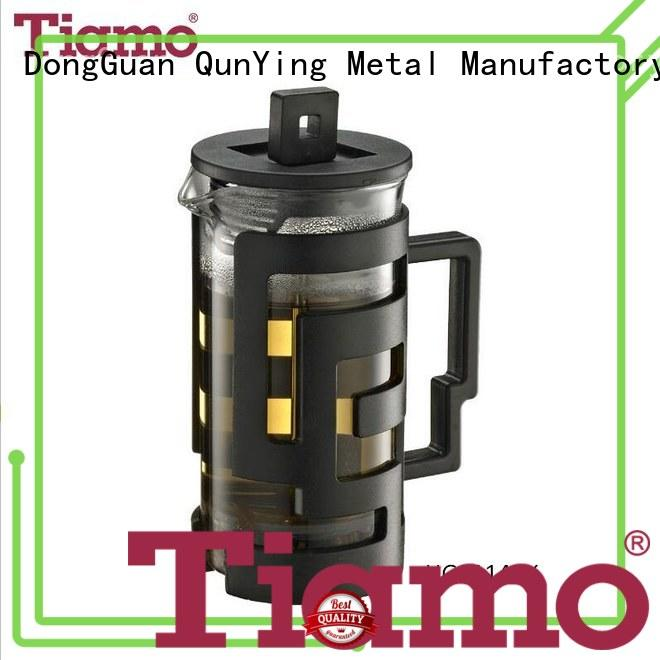 high quality travel french press black wholesale for wholesale