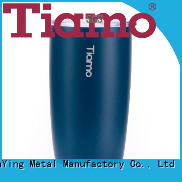 Tiamo best vacuum mug factory for importer