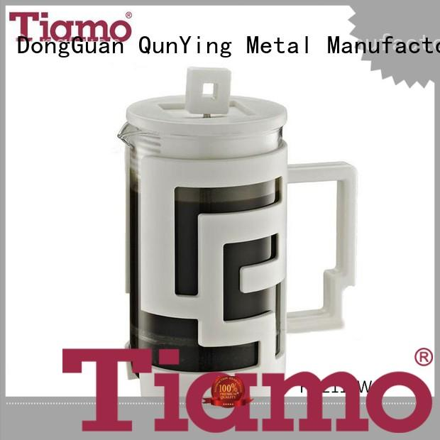 Tiamo thermal insulated french press wholesale for sale