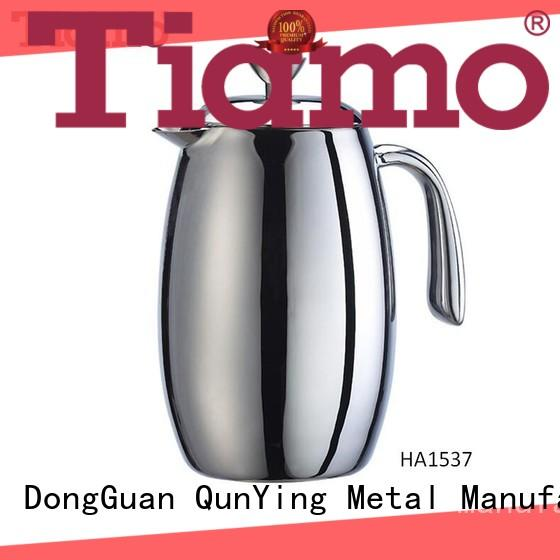 Tiamo high quality press coffee maker awarded supplier for coffee