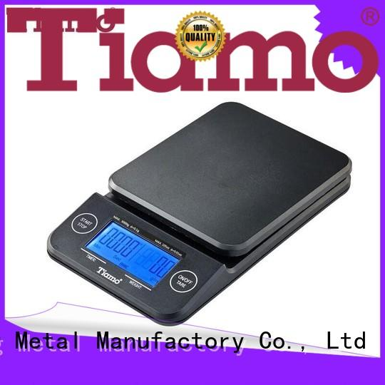 Tiamo 5 star reviews precision scale quick transaction for house